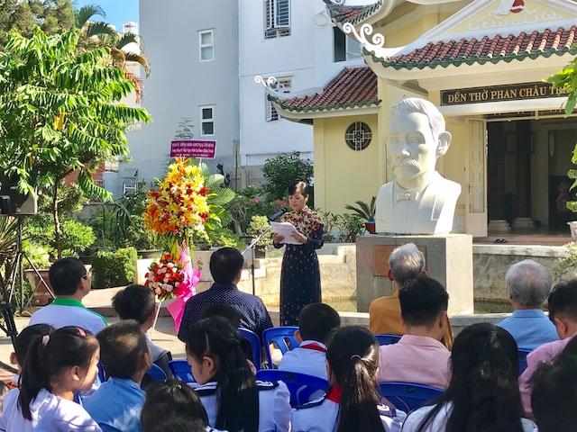 Lễ tưởng niệm 93 năm ngày mất nhà chí sĩ yêu nước Phan Châu Trinh (24.3.1926 – 24.3.2019)