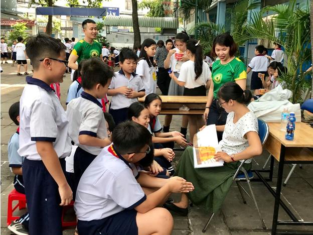 Ngày hội Tuyên truyền, giới thiệu sách quận Tân Bình
