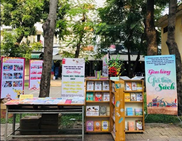 Thư viện Q.Tân Bình: Hoạt động mừng Xuân 2019.