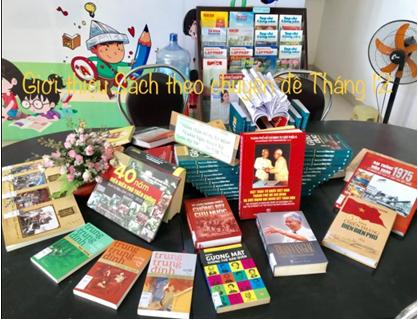 Giới thiệu sách chuyên mục tháng 12/2018