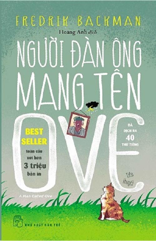 Người đàn ông mang tên Ove: Tiểu thuyết