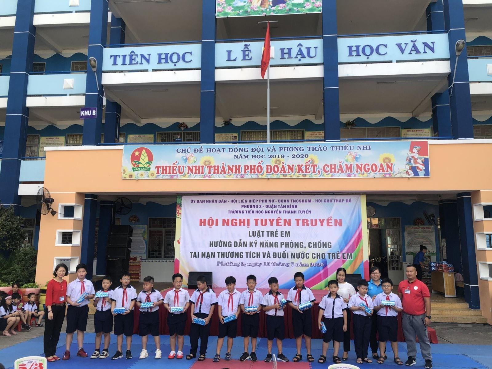 Phường 2: Tổ chức hội nghị tuyên truyền Luật Trẻ em