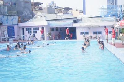 Câu lạc bộ bơi lội Tân Bình