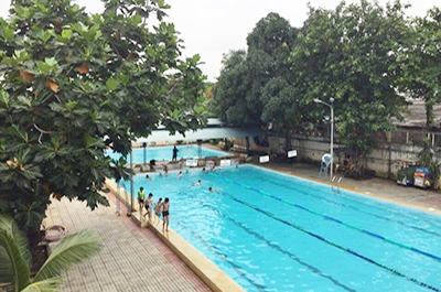 Câu lạc bộ bơi lội Lý Thường Kiệt